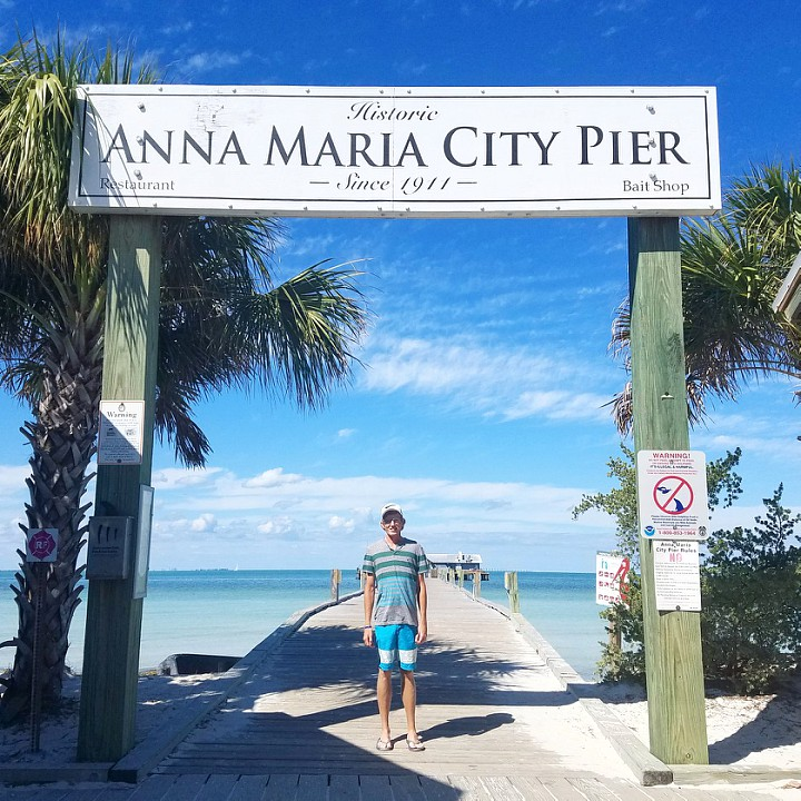 billy anna maria island