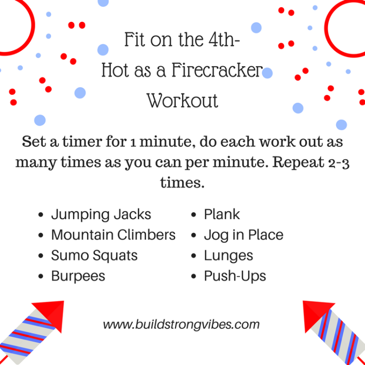 Fit on the 4th-Hot as a Firecracker (1)